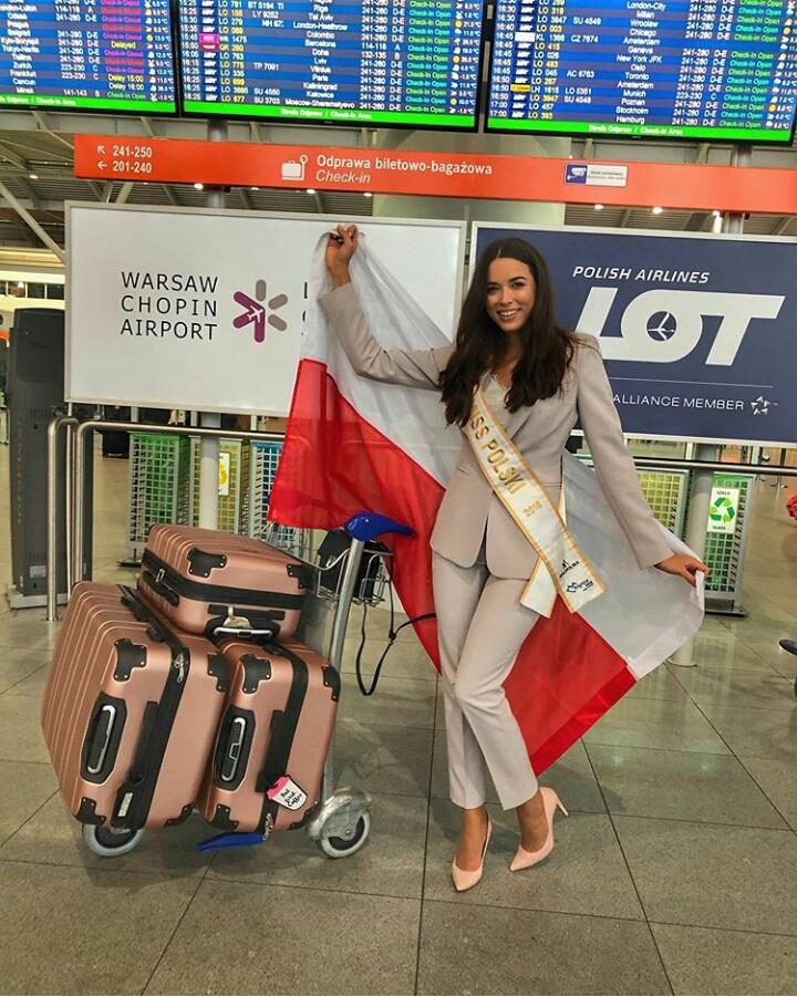 Olga Buława – Miss Universe Poland 2019