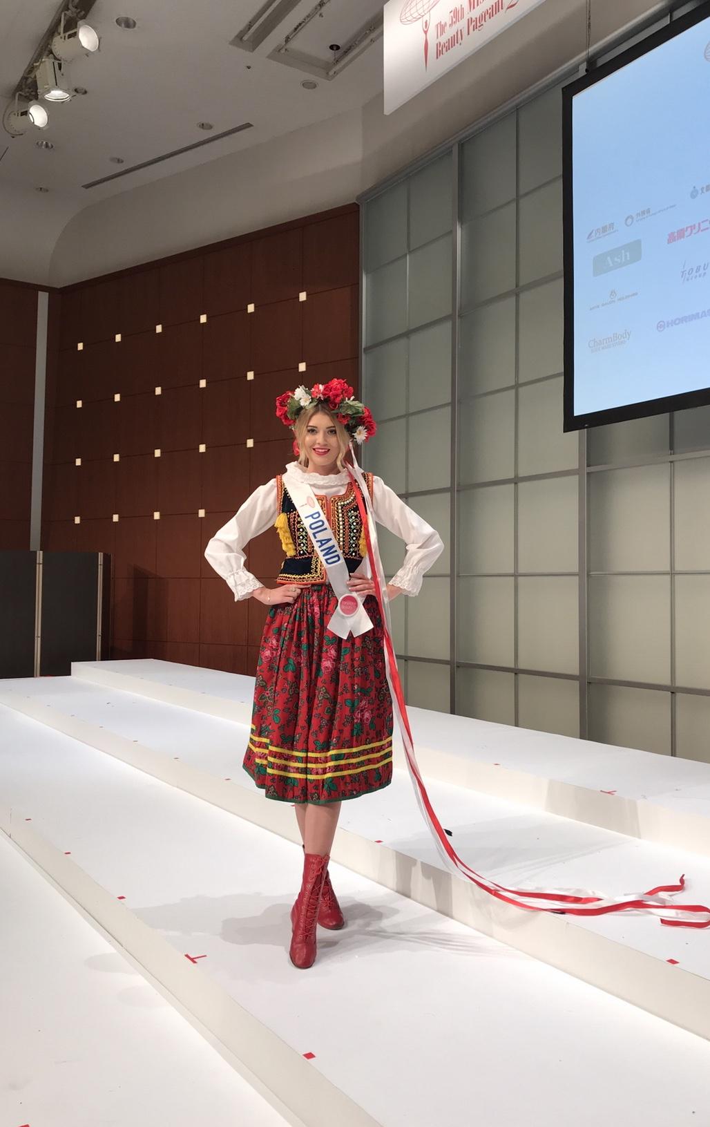Karina Szczepanek – Miss International Poland 2019