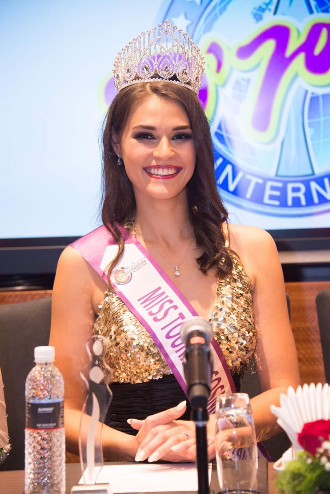 Joanna Babynko – Miss Tourism International Poland 2019