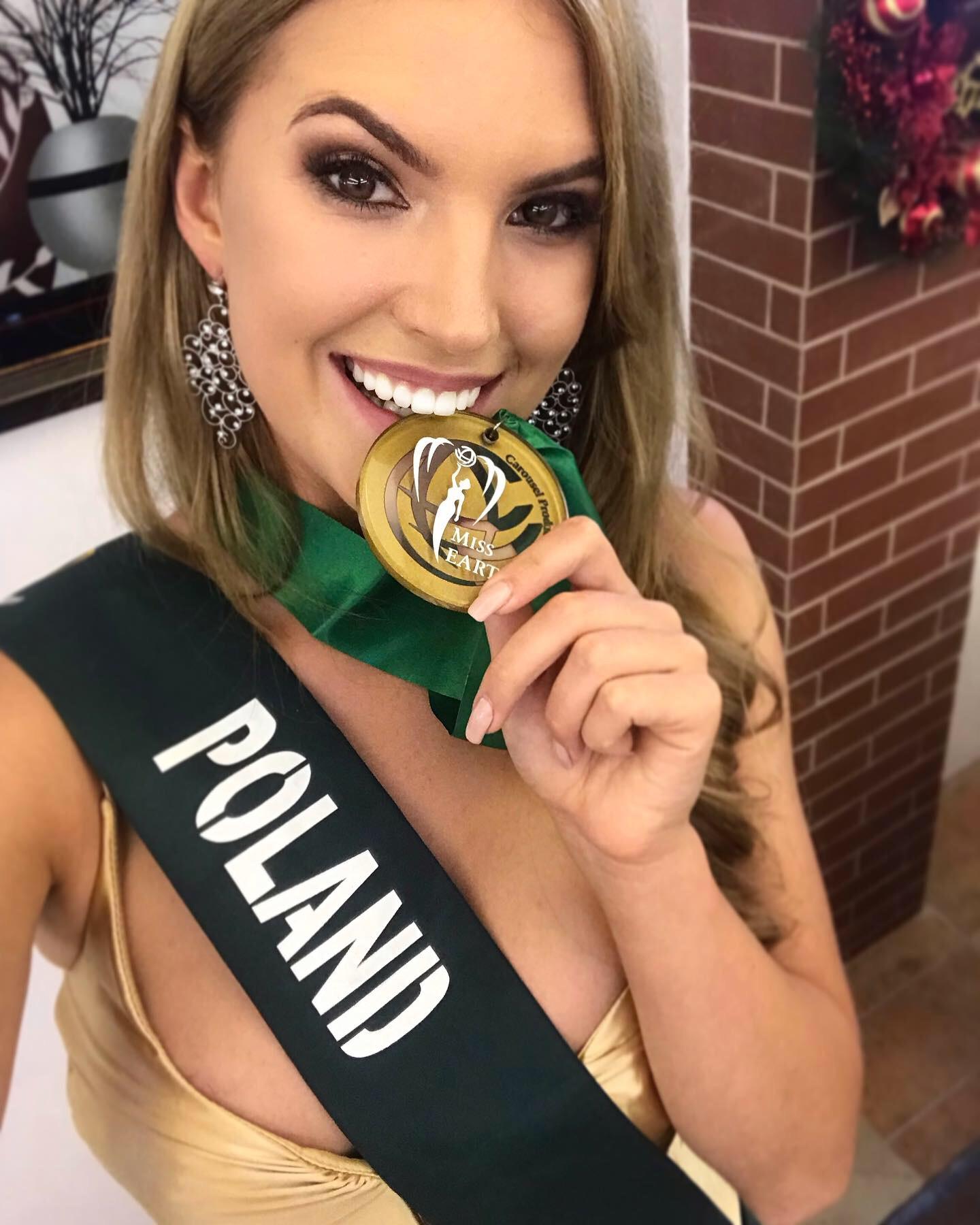 Krystyna Sokołowska – Miss Earth Poland 2019